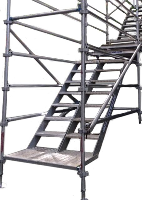 Scaffold-Stair