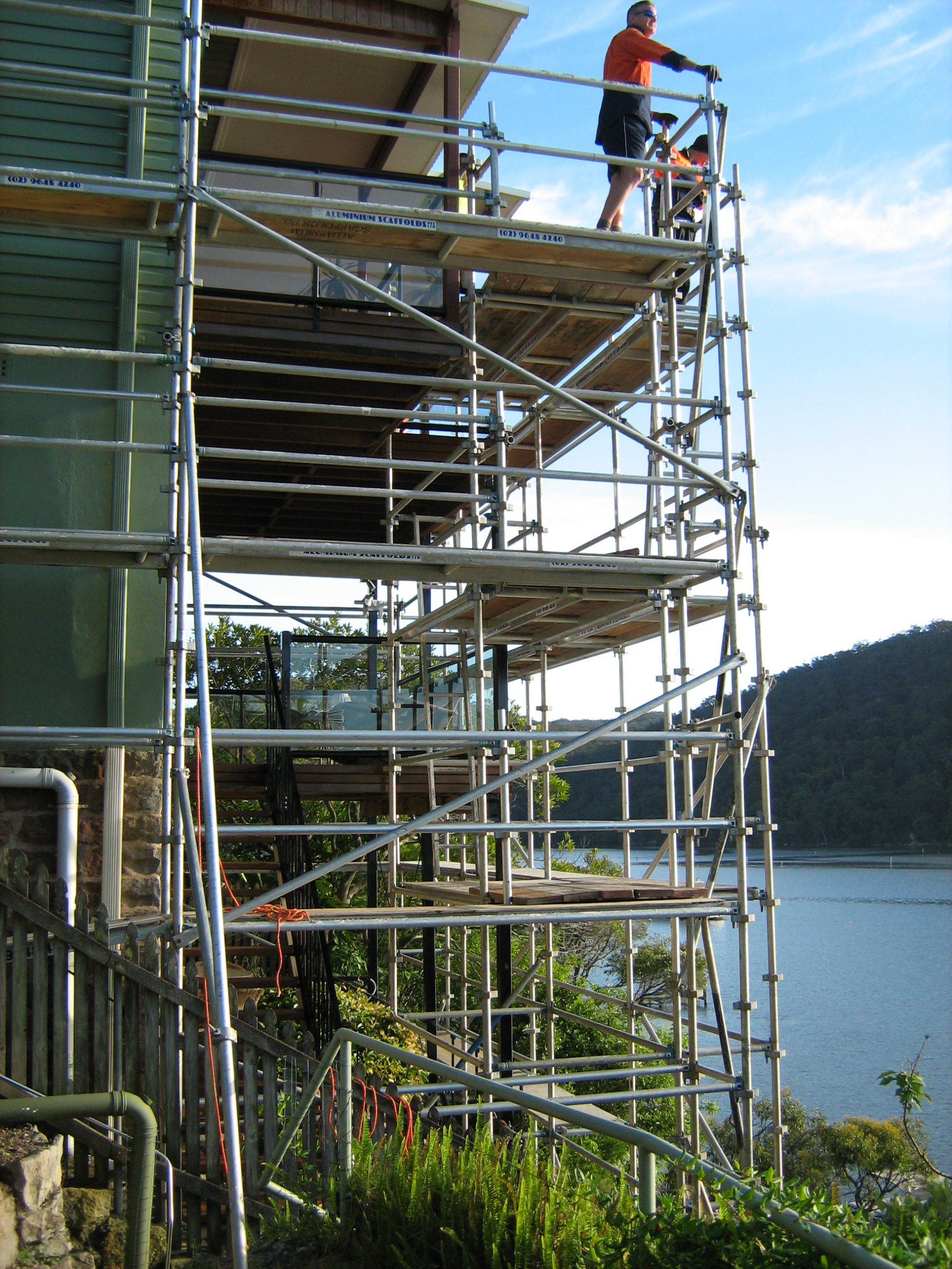 Aluminium Scaffolds Scaffolds Photo Gallery Scaffold Hire